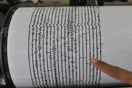 BMKG pastikan bunyi dentuman di Jawa Tengah bukan bersumber dari gempa