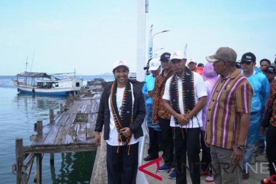 Menteri BUMN resmikan Kapal Wisata Komodo dan Dermaga Pulau Rinca