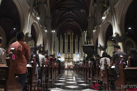 Jakarta's Cathedral to reopen for Sunday, daily mass