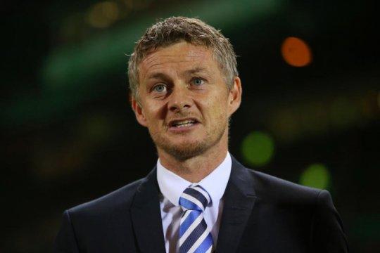 Solksjaer ditunjuk menjadi manajer sementara Manchester United