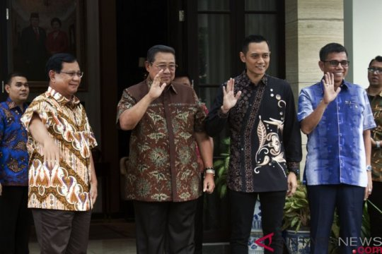 Gerindra yakini SBY berikan masukan terbaik hadapi debat capres-cawapres