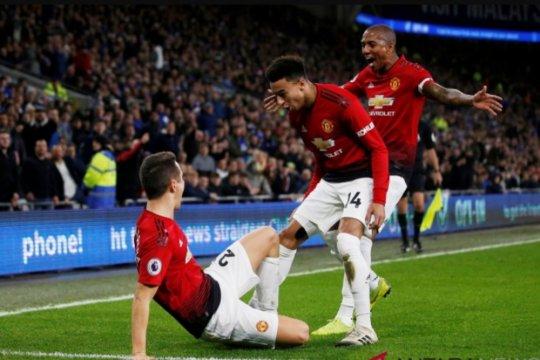 Debut Solksjaer tangani Manchester United berbuah kemenangan