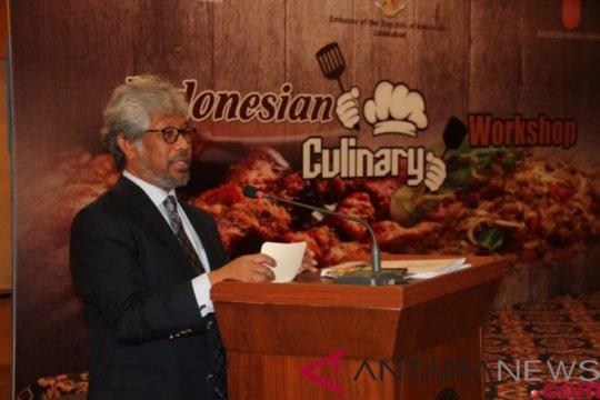 KBRI Islamabad kenalkan keragaman kuliner Indonesia