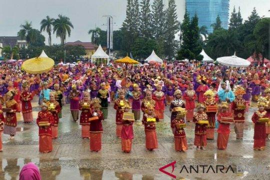 Festival Kota Beribu Senyuman, Pemkot Pangkalpinang pecahkan tiga rekor MURI sekaligus