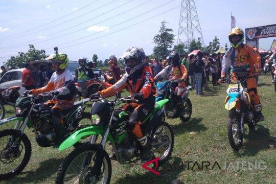 Trabas motor trail diminta promosikan daerah wisata Kudus