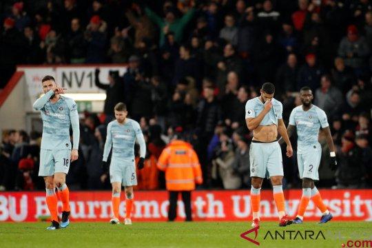 Chelsea dihajar Bournemouth 4-0