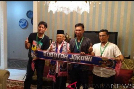 Viking Persib Club bantah dukung Jokowi-Ma'ruf Amin