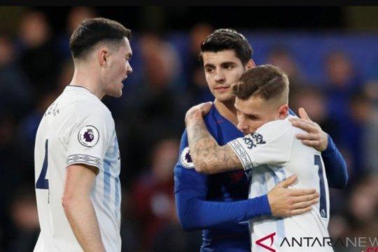 Zola nasehati Morata agar tegar di Chelsea