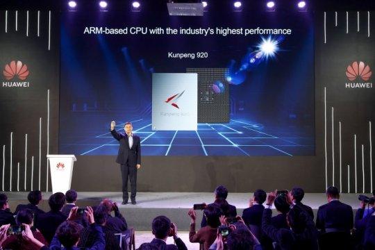 Huawei luncurkan CPU canggih berbasis ARM, Kunpeng 920