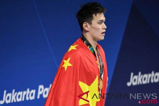 Hong Kong akan selidiki kasus ejekan lagu kebangsaan China saat siaran Olimpiade