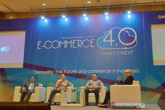 """""""E-commerce"""" tidak akan menggerus toko offline"""