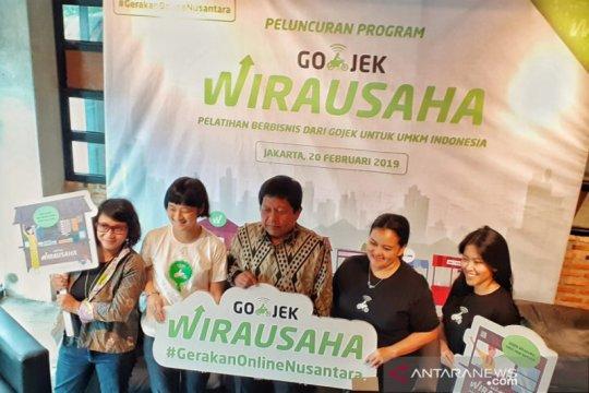 "Gojek rilis program ""Gojek Wirausaha"" untuk UMKM Indonesia"