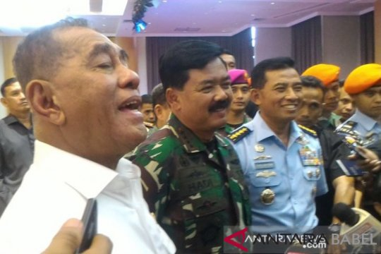 Menhan ingatkan TNI harus kembali kepada jati diri