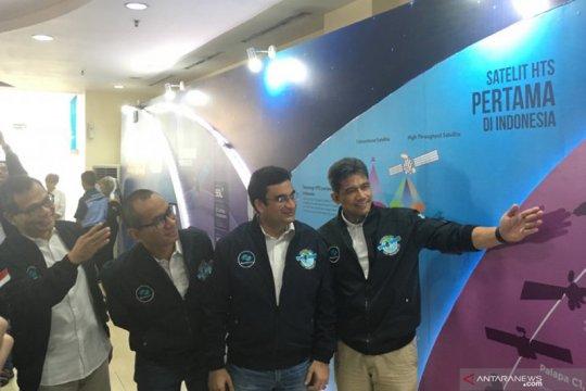 "Peluncuran Satelit Nusantara Satu awal upaya ""swasembada broadband"""