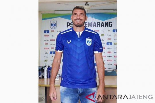 Pemain PSIS asal Brazil kembali ke Semarang, langsung jalani isolasi