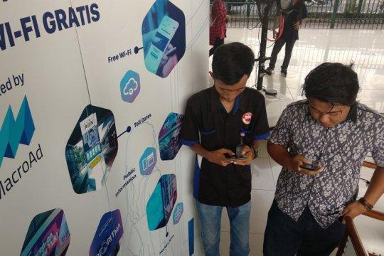 KAI beri layanan WiFi gratis di stasiun se-Jabodetabek