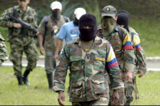 Kelompok bersenjata Kolombia tangkap 8 tentara Venezuela