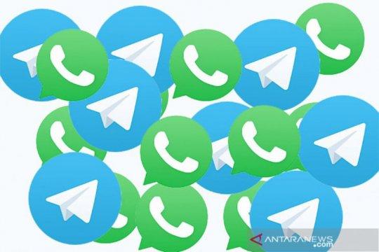 Dash Text uji coba integrasikan WhatsApp-Telegram