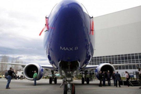Amerika Serikat larang terbang semua Boeing 737 Max 8 dan 9