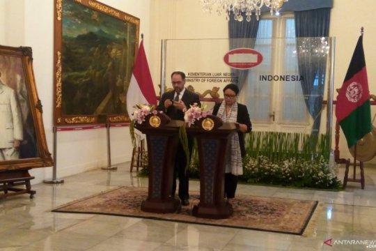 Indonesia tawarkan jadi tuan rumah dialog damai Afghanistan