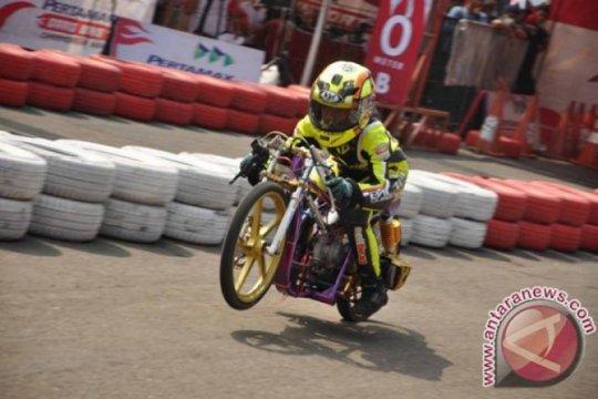 Kejurda drag bike IMI Jawa Barat diikuti 300 starter