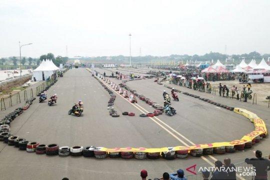 IMI Kabupaten Bekasi gelar kejuaran balap sepeda motor