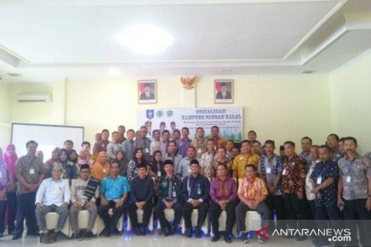 MUI Babel sosialisasikan kampung pangan halal di Belitung