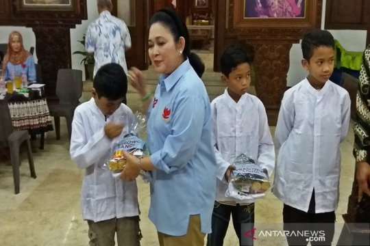 Titiek Soeharto siap hadir dukung Prabowo di acara Debat Capres