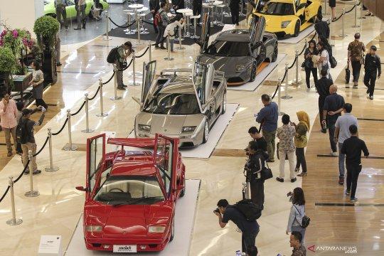 Pameran mobil Lamborghini