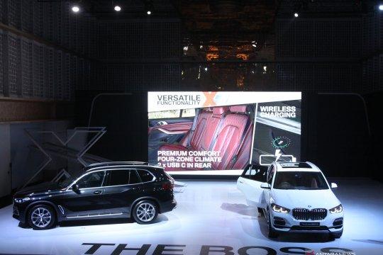 Mobil BMW X5 terbaru mulai mengaspal di Indonesia