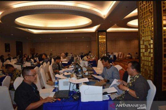 Data Situng KPU baru masuk 4,6 persen, Jokowi-Ma'ruf Amin masih unggul