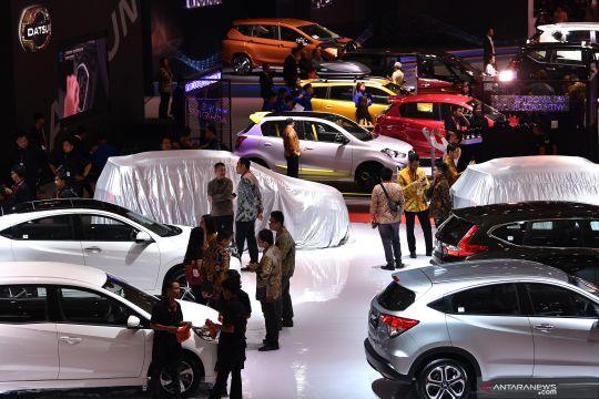 Pembukaan Indonesia International Motor Show 2019