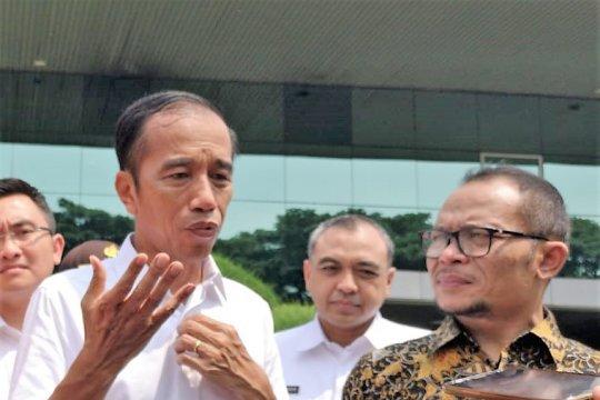 Soal pemindahan ibu kota, Presiden sebut akan mengkaji secara detail