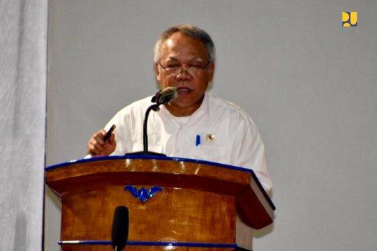 Menteri Basuki belum tahu lokasi ibu kota baru