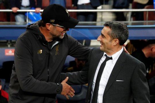 Kata Valverde, Barcelona terkejut