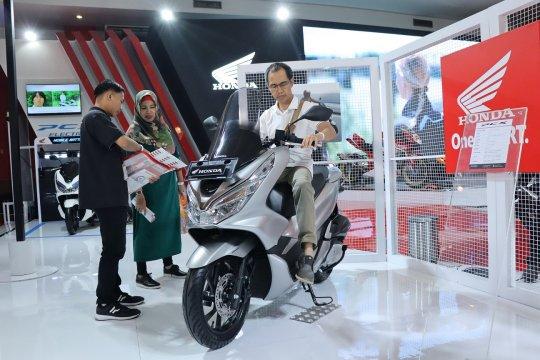 550 Honda PCX terjual selama IIMS 2019