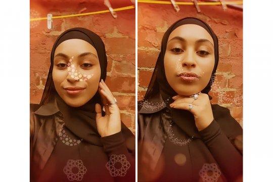 Instagram luncurkan stiker Ramadhan
