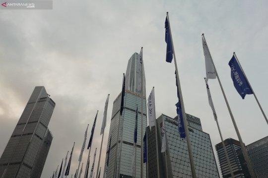 Shenzhen dirikan 7.000 stasiun pemancar 5G