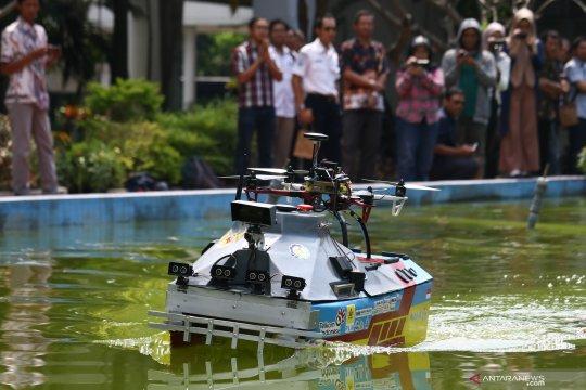 Prototipe kapal Nala G.4 ikuti kompetisi Roboboat di Amerika Serikat