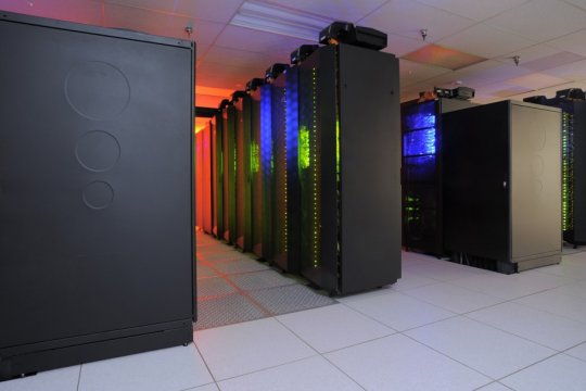 AS berniat bangun superkomputer tercepat di dunia