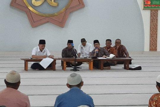 Baznas Kabupaten Bangka tetapkan zakat fitrah Rp32.500 per jiwa