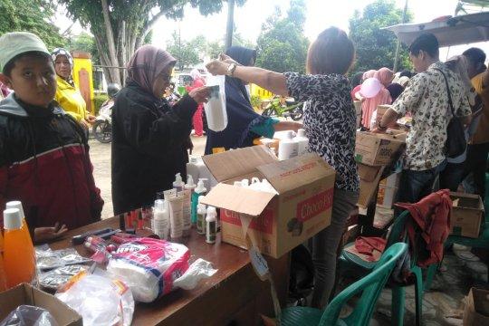 Disperindagkop Bangka Tengah gelar pasar murah di enam kecamatan