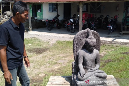 BPCB Jateng temukan Arca Buddha di Plaosan