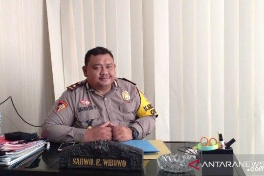 Polres Bangka Tengah tertibkan pedagang-pengguna petasan