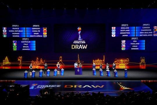 FIFA sasar satu miliar penonton Piala Dunia Putri