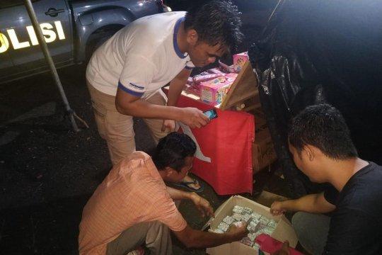 Polsek Kelapa tangkap penjual petasan di bulan Ramadhan