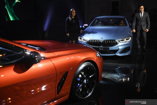 Exclusive preview BMW M850i Coupe