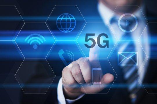 Jaringan 5G diprediksi baru masuk Indonesia 2022