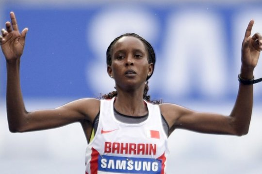 Peraih medali perak marathon putri Olimpiade 2016 diskors karena doping