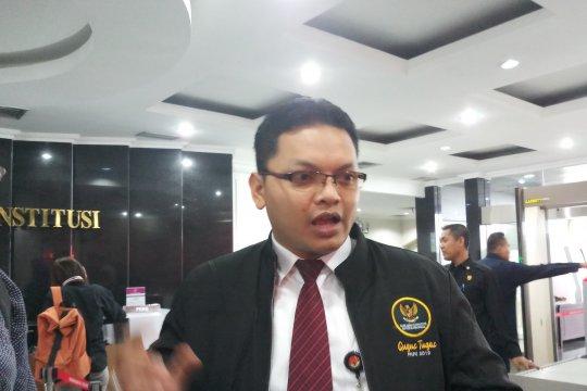 MK akan registrasi permohonan Prabowo-Sandi hari ini